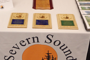 Severn Sound Partners Reception